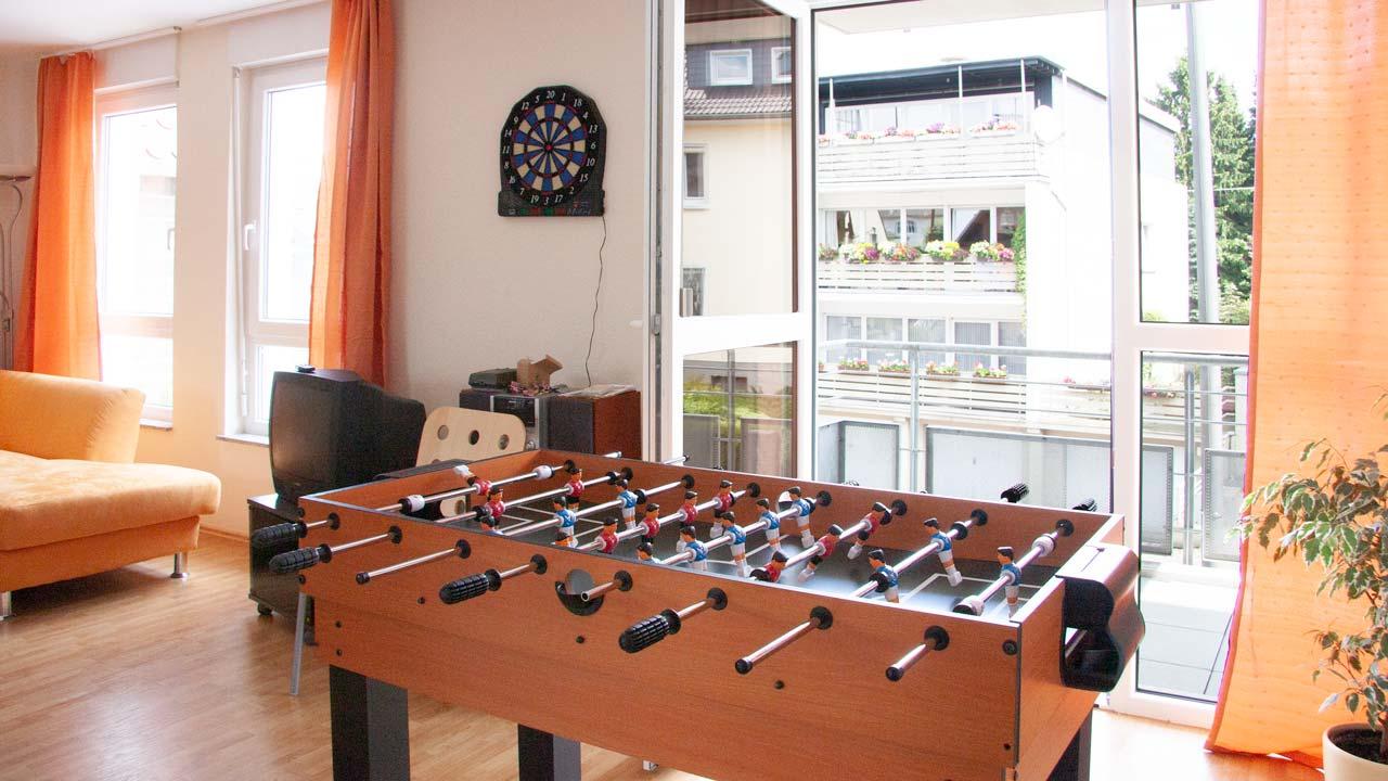 Apartmenthaus Rospattstraße